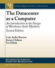 The Datacenter as a Computer