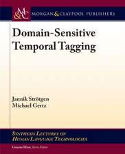 Domain-Sensitive Temporal Tagging