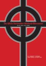 The White Nationalist Skinhead Movement: UK & USA, 1979-1993