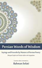 Persian Words of Wisdom