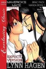 Maverick's Mate [Brac Pack Manga Book 1] (Siren Publishing Manlove Romance - Explicit Version)