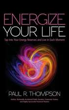 Energize Your Life:  Tap Into Your Energy Reserves and Live in Each Moment