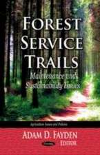 Forest Service Trails