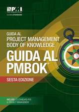 Guida Al Project Management Body Of Knowledge Guida Al PMBOK