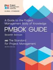 A Guide to the Project Management Body of Knowledge (Pmbok(r) Guide) - Seventh Edition