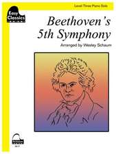 Beethoven's 5th Symphony:  Sheet