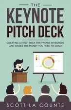 The Keynote Pitch Deck