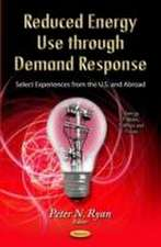Reduced Energy Use Through Demand Response