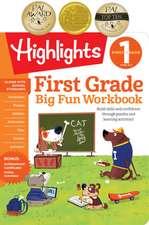 Big Fun First Grade Activity Book