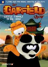 Garfield Show #4: Little Trouble in Big China, The
