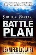 Spiritual Warfare Battle Plan, The