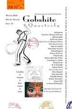 Gobshite Quarterly