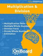 Multiplication and Division (Early Elementary)
