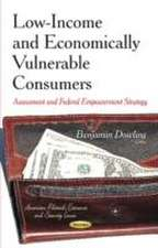 Low-Income & Economically Vulnerable Consumers