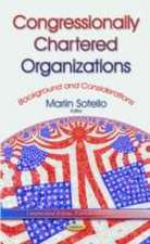 Congressionally Chartered Organizations