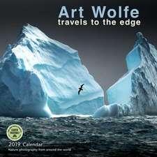 Art Wolfe 2019 Wall Calendar