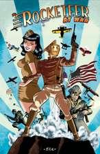 The Rocketeer at War! Volume 1:  Helsinki
