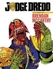 Judge Dredd The Brendan Mccarthy Collection