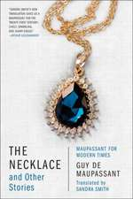 The Necklace and Other Stories – Maupassant for Modern Times