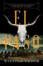 El Paso – A Novel