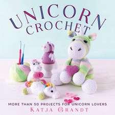 Unicorn Crochet