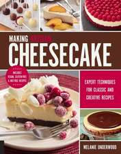 Making Artisan Cheesecake
