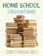 Home School Curriculum Planner