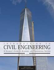 Introduction to Civil Engineering:  A Student's Guide to Academic and Professional Success (Revised First Edition)