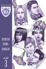 Morning Glories Deluxe Edition Volume 3