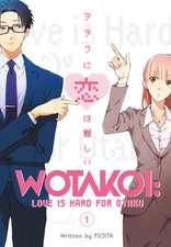 Wotakoi: Love Is Hard For Otaku 1