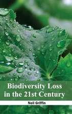 Biodiversity Loss in the 21st Century