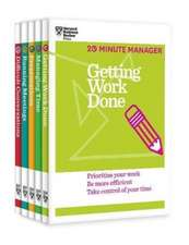 The HBR Essential 20-Minute Manager Collection