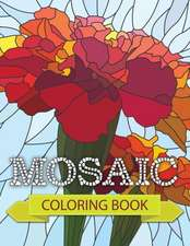 Mosaic Coloring Book