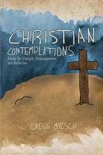 Christian Contemplations