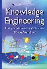 Knowledge Engineering: Principles, Methods & Applications