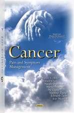 Cancer: Pain & Symptom Management