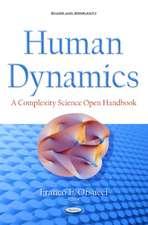 Human Dynamics: A Complexity Science Open Handbook