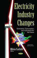 Electricity Industry Changes: Generation, Consumption, & Implications for the Future