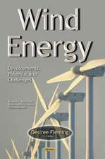 Wind Energy: Developments, Potential & Challenges
