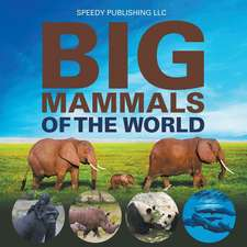 Big Mammals of the World:  How to Save the Sinking Marriage
