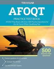 Afoqt Practice Test Book