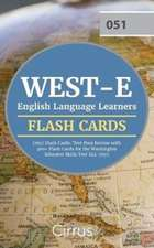 WEST-E English Language Learners (051) Flash Cards