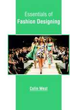 Essentials of Fashion Designing