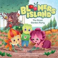 Bloomers Island: The Great Garden Party