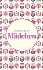 Adressbuch für Mädchen