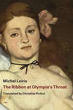 The Ribbon at Olympia`s Throat