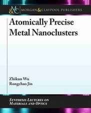 Atomically Precise Metal Nanoclusters