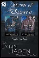 Wolves of Desire, Volume 6 [Picking Up the Pieces: Perfect Blend] (the Lynn Hagen Manlove Collection)