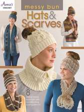 Messy Bun Hats & Scarves