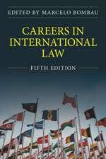 CAREERS INTERNATIONAL LAW 5E